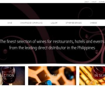 Online Store Project - Manila Premiere Wines